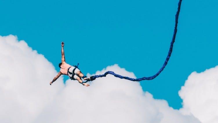 bungee-sprung