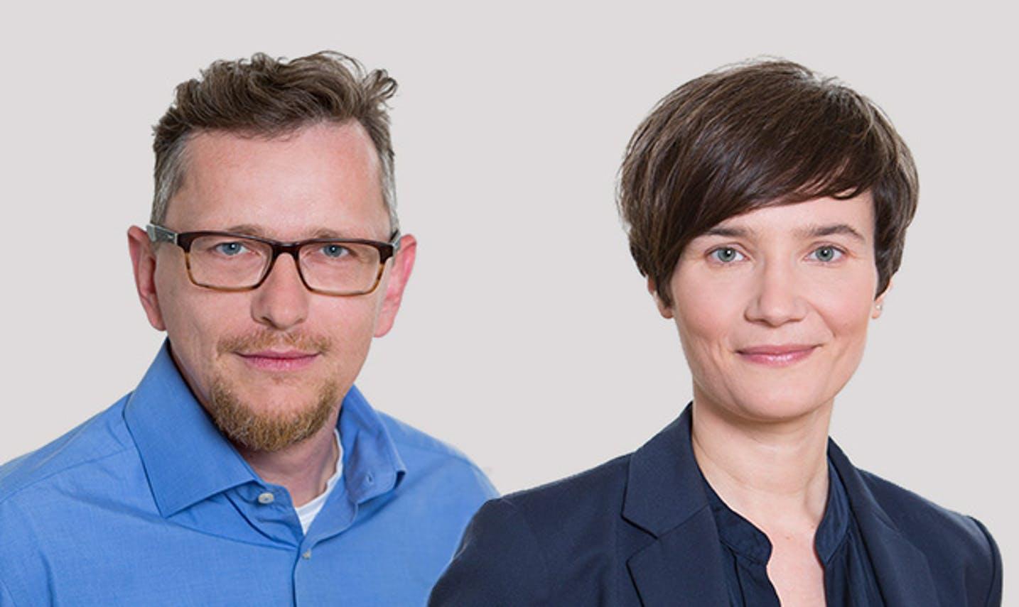 Erweiterung des Vorstandteams:  Sandra Gabler und Wolfgang Seidl